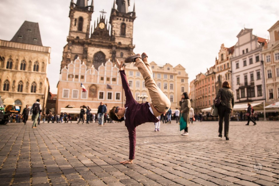 Old Town Square – Prague, Czech Republic (Oct 2013). Shot by: Daniel Bob