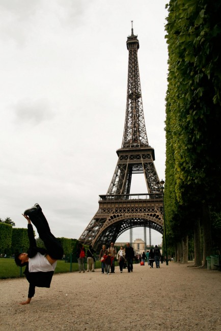 Eiffel Tower – Paris, France (Jun 2012). Shot by: Chloe Hong