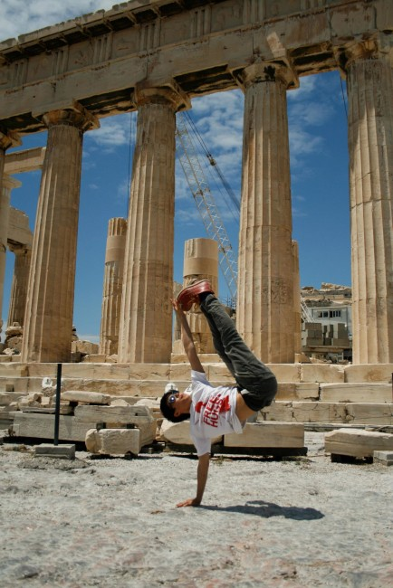 Acropolis – Athens, Greece. (Jun 2012). Shot by: Random Tourist