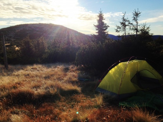 Czech Republic Camping