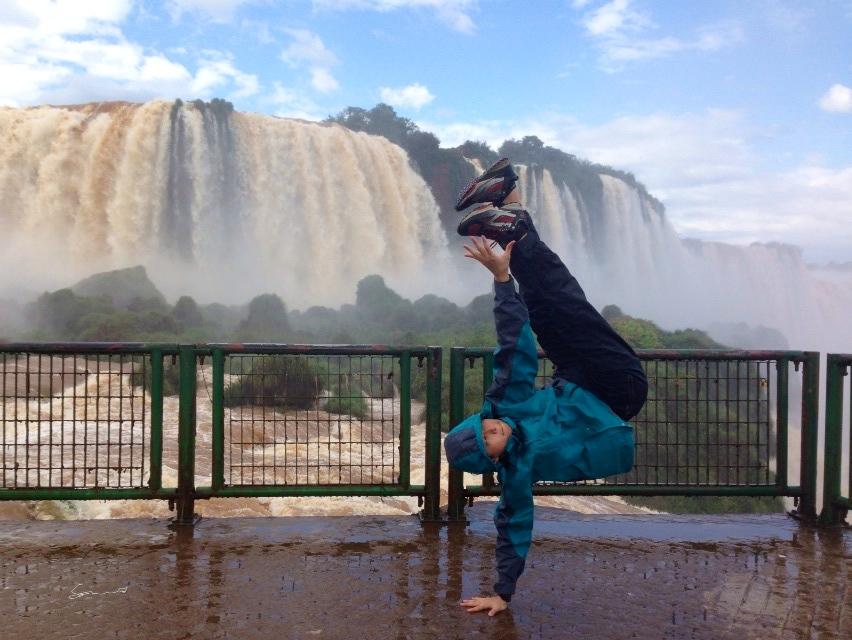 Iguazu Falls – Iguazu, Brazil (May 2014). Shot by: Rashid Dawood