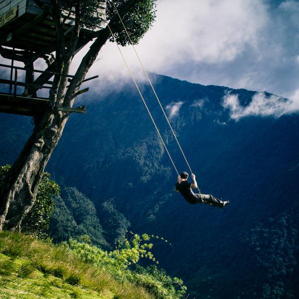 SwingAtTheEndOfTheWorldBanosEcuador