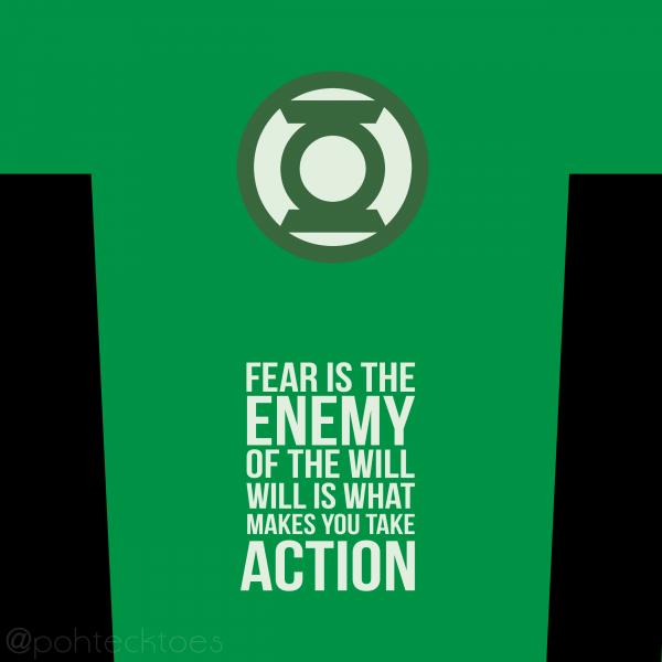 24 – Green Lantern