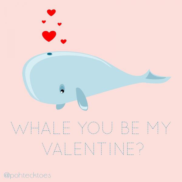4- Whale Vday