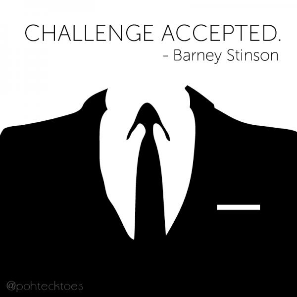 5 – Barney Stinson