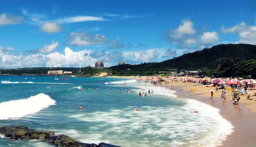 Kenting_nanwan Beach