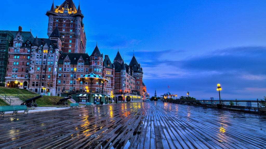 Quebec_chateau frontenac