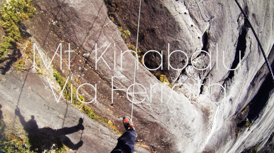 Mount Kinabalu Via Ferrata (youtube)