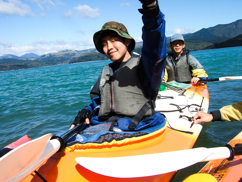 New Zealand_Abel Tasman Kayaking