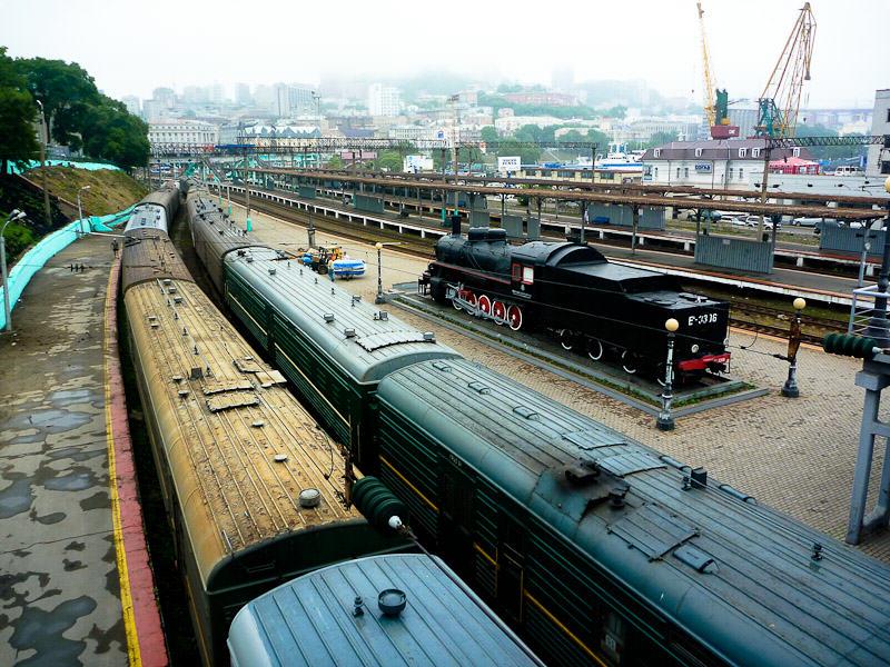 Russia_Trans Siberian Railway