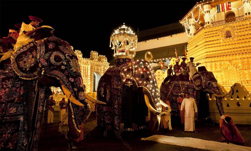 Sri Lanka - Kandy Esala Perahera3