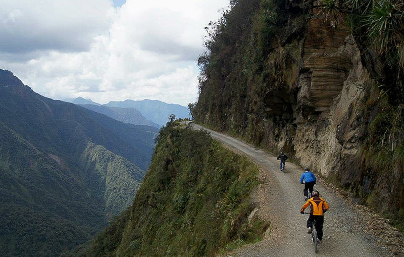 Yungas Rd