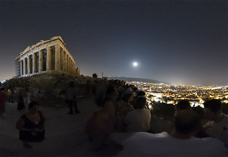 Acropolis Night 1