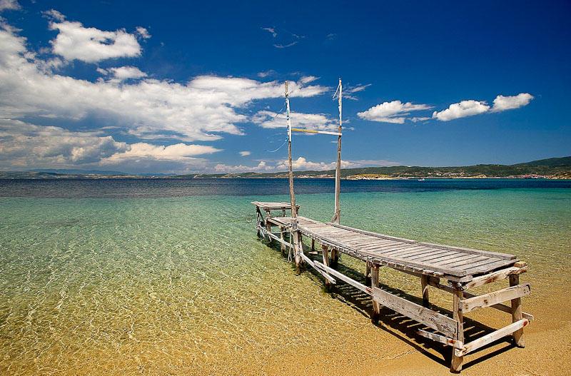 Halkidiki beach 1