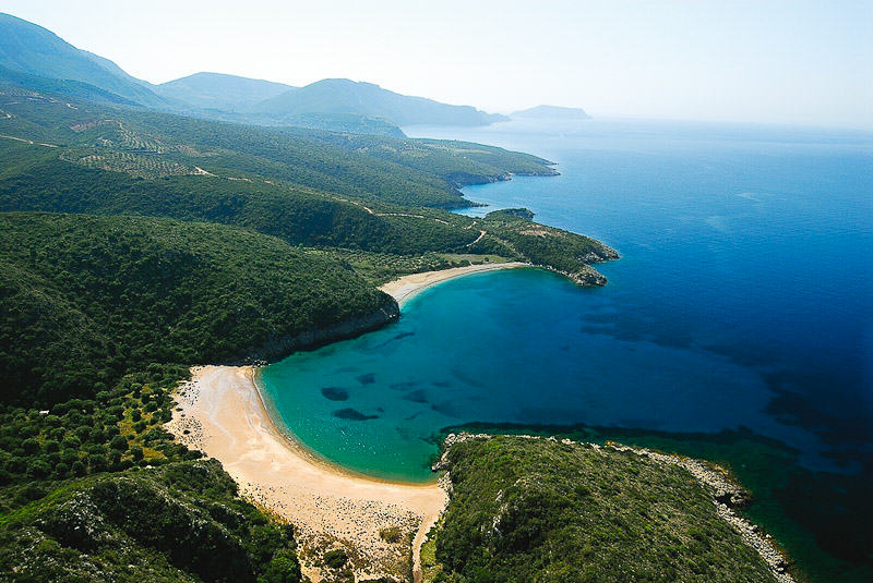 Peloponnese Beach 1