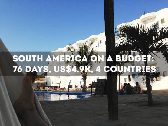 South America Budget