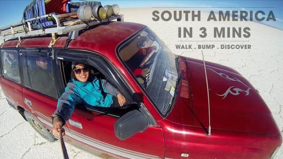 South America in 3mins