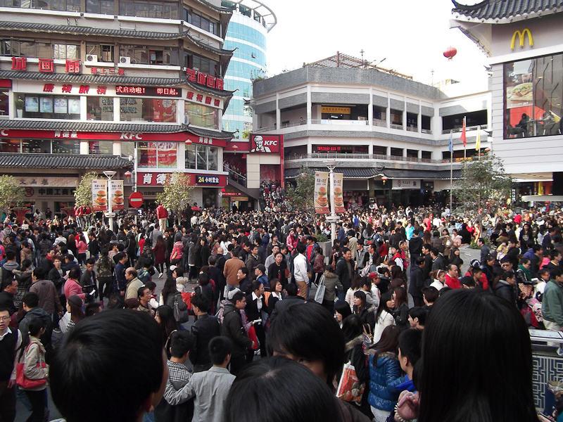 Shenzhen Dongmen Shopping