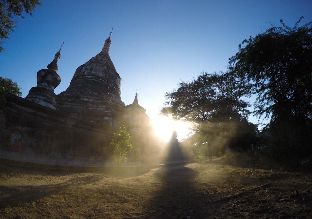 Bagan Temple 1