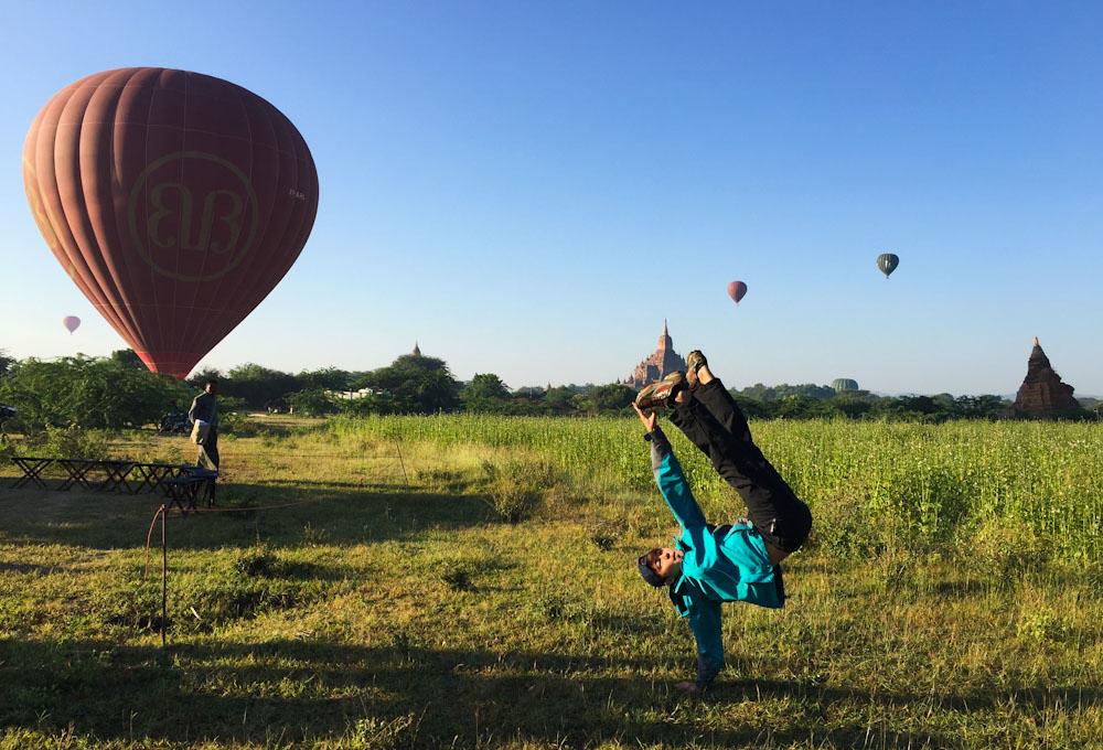 Balloons over Bagan 20