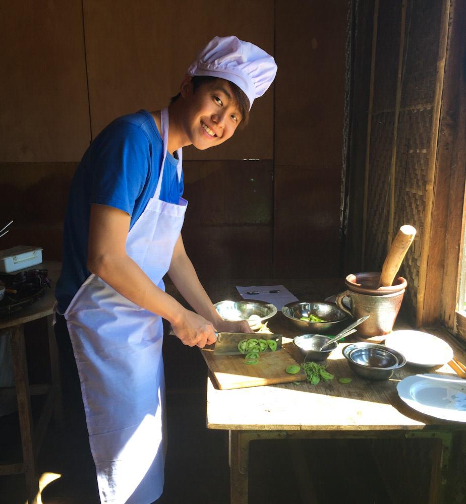 Inle Lake Cooking 2