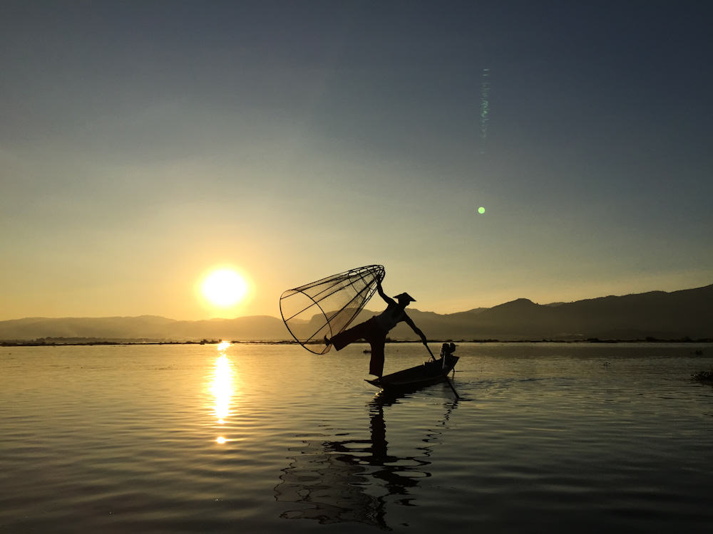 Inle Lake Cover