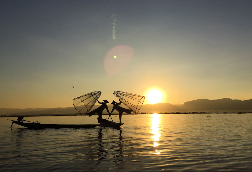 Inle Lake Fisherman 2