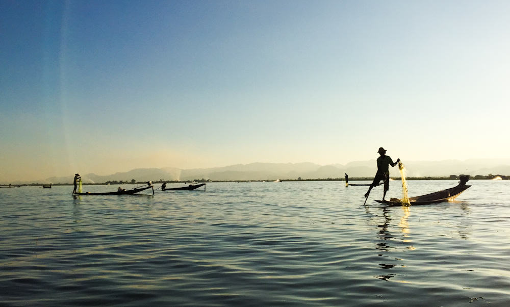 Inle Lake Fisherman 4