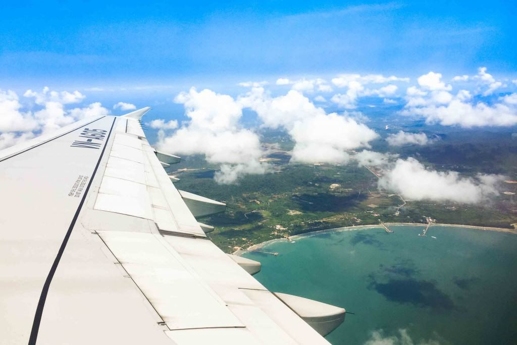 Phu Quoc Island Plane