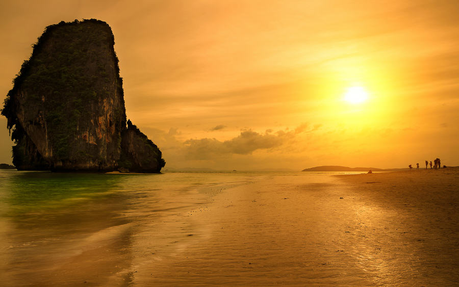 Krabi - sunset