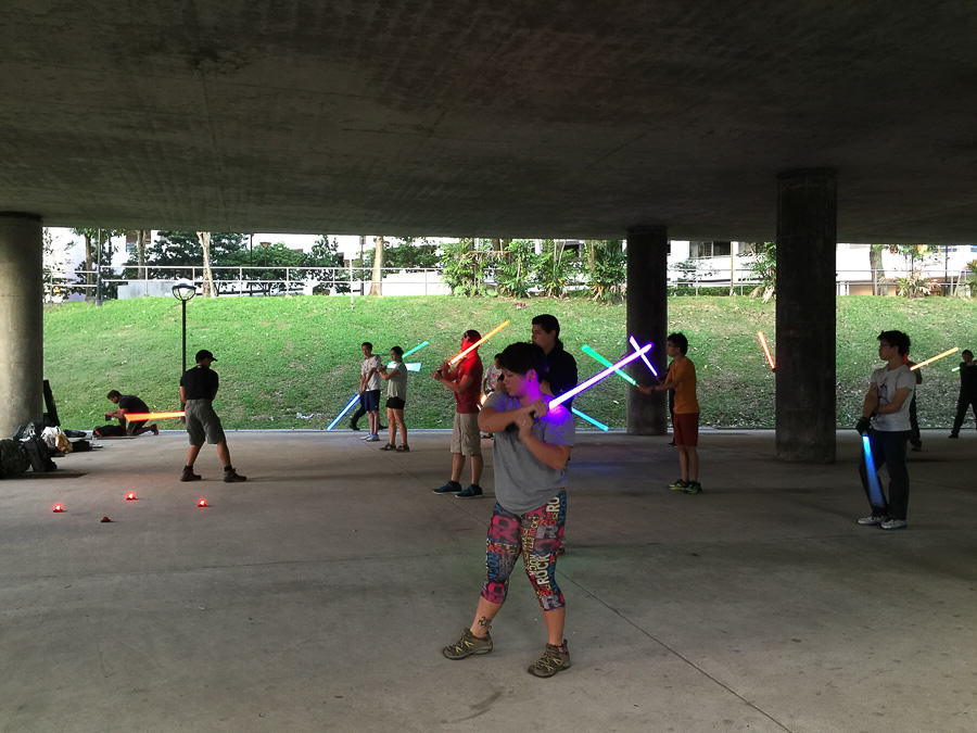 Lightsaber Singapore-3