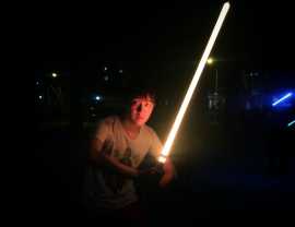 Lightsaber Singapore