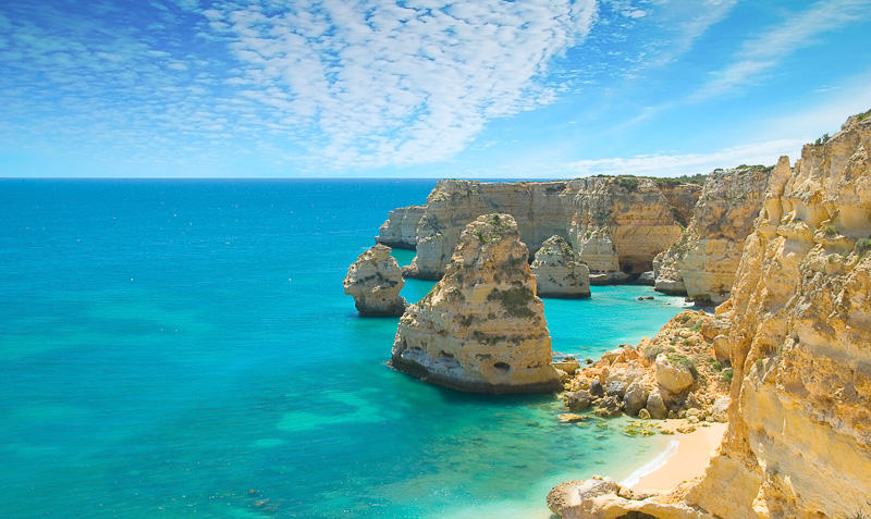 Algarve-Cliffs