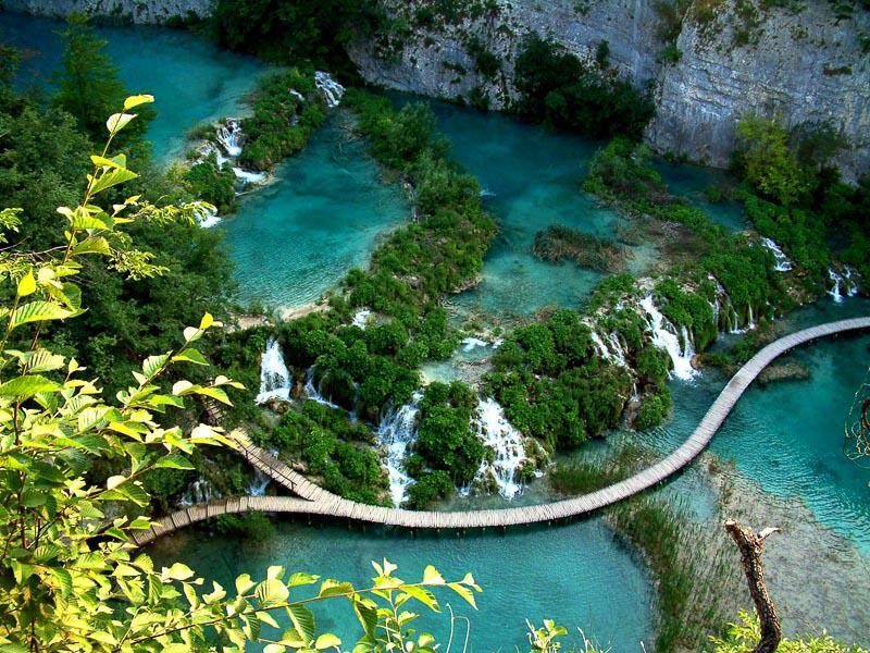 Plitvice Lake Salus