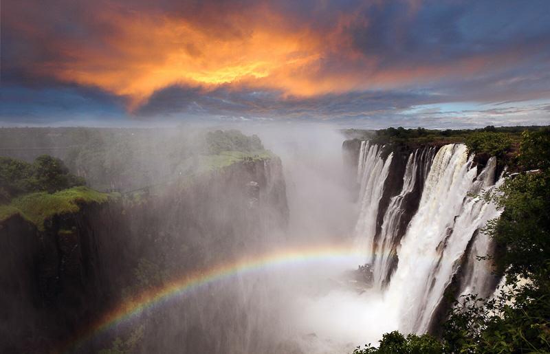 Victoria Falls Flickr