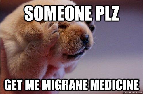 headache meme