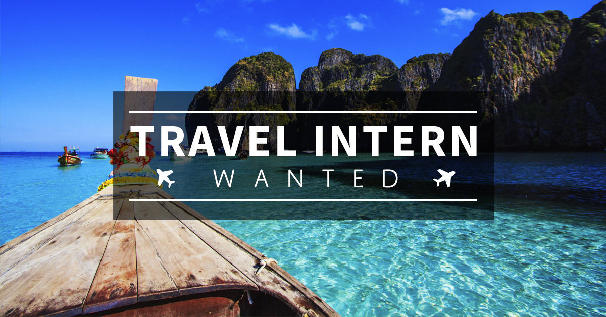 Travel Intern FB:TW Link Post-Beach