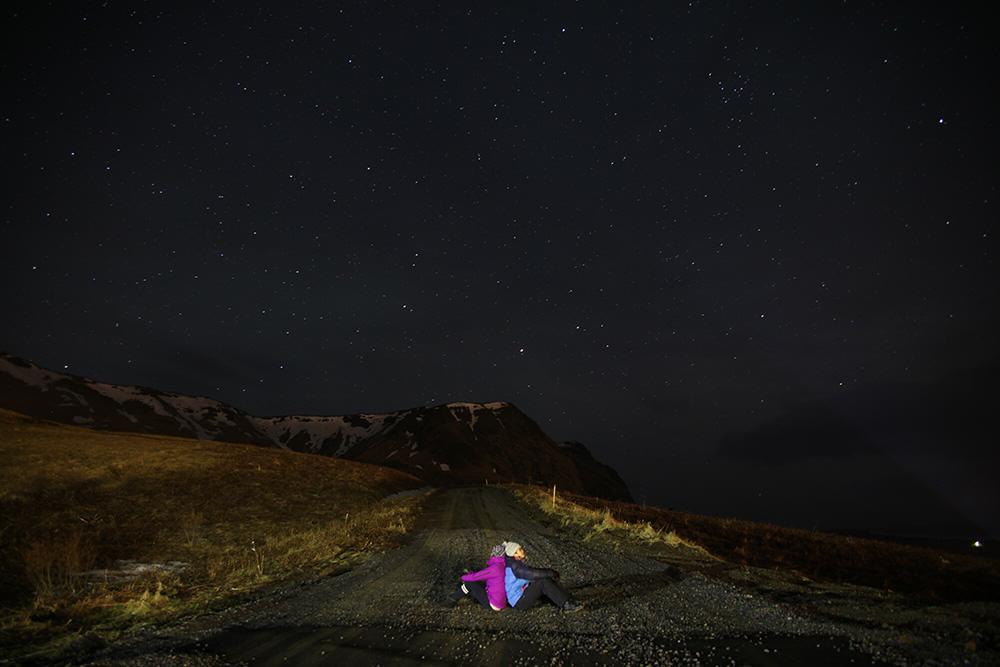 Auroras-in-Iceland-Stars-2
