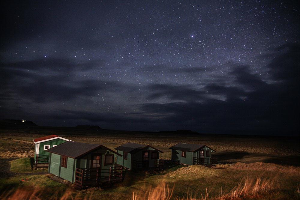 Auroras-in-Iceland-Stars