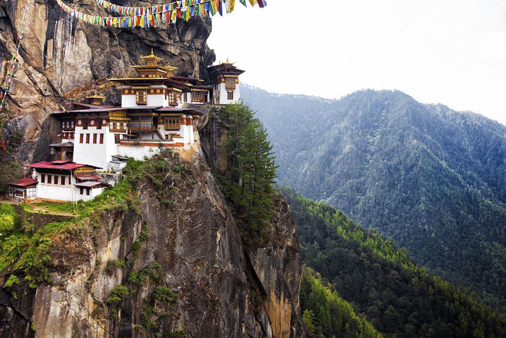 Bhutan-Tigers-Nest