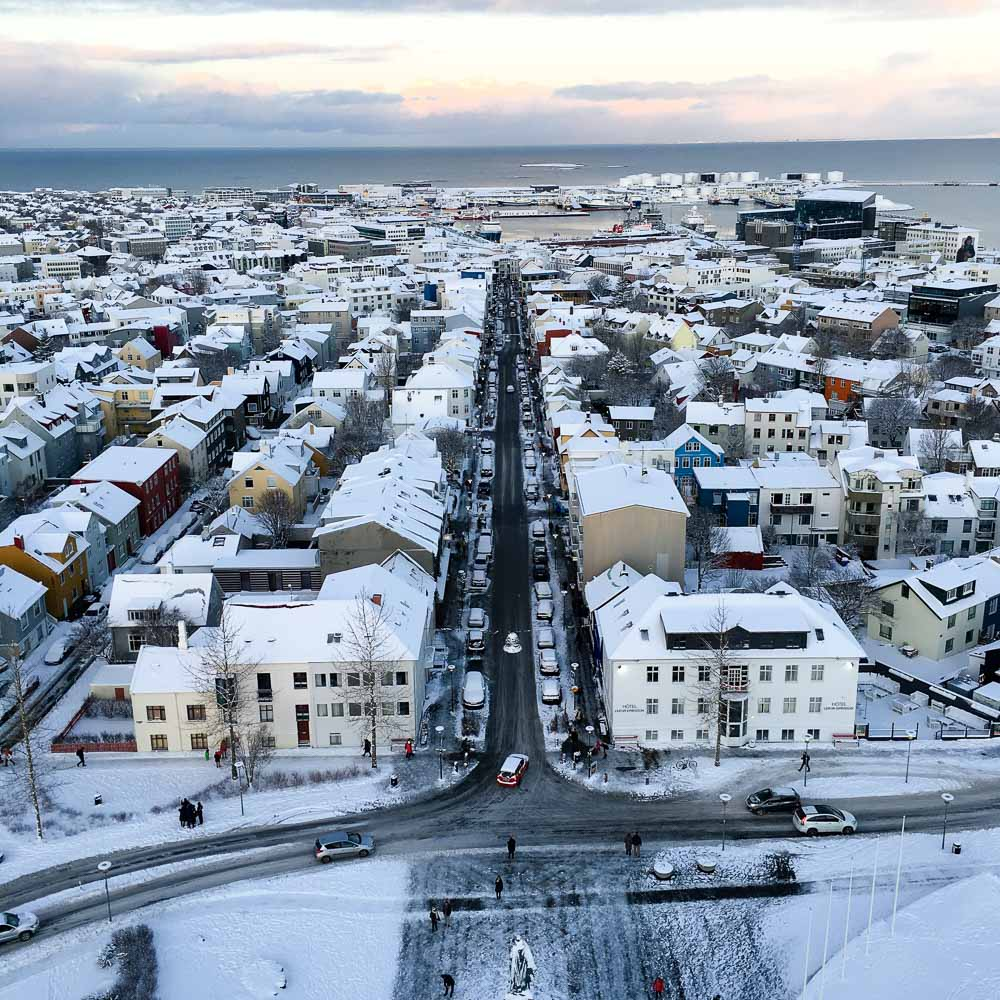 how to plan a trip to iceland in winter