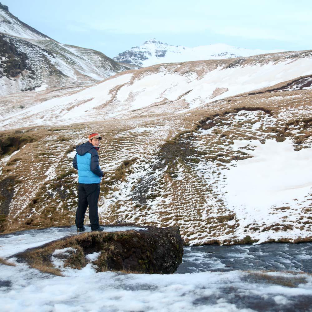 Iceland Winter-16-Skogafoss