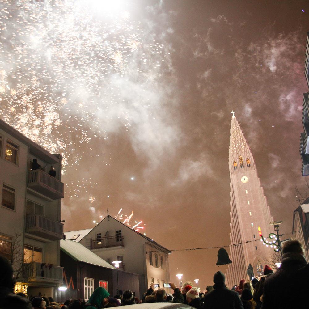 Iceland Winter-2-Halligrimskirkja
