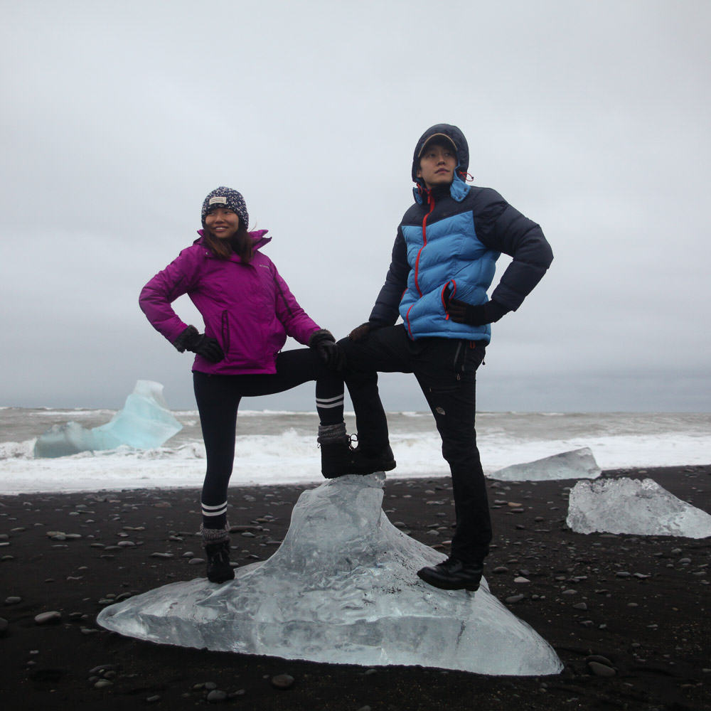 Iceland Winter-22-JÖKULSÁRLÓN ICEBERG LAGOON