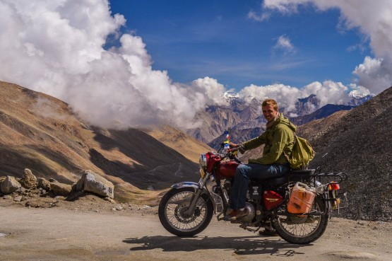 The Uncharted Backpacker