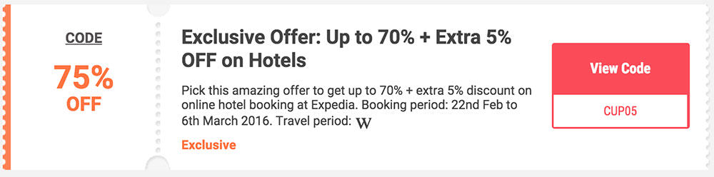 Cuponation-Expedia-Deal