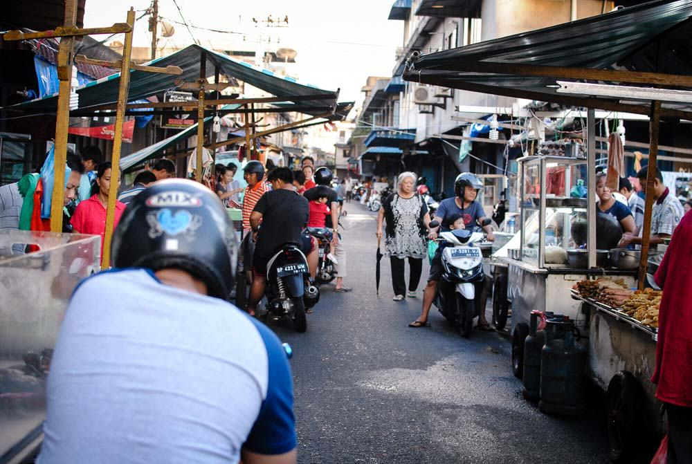 Bintan - market