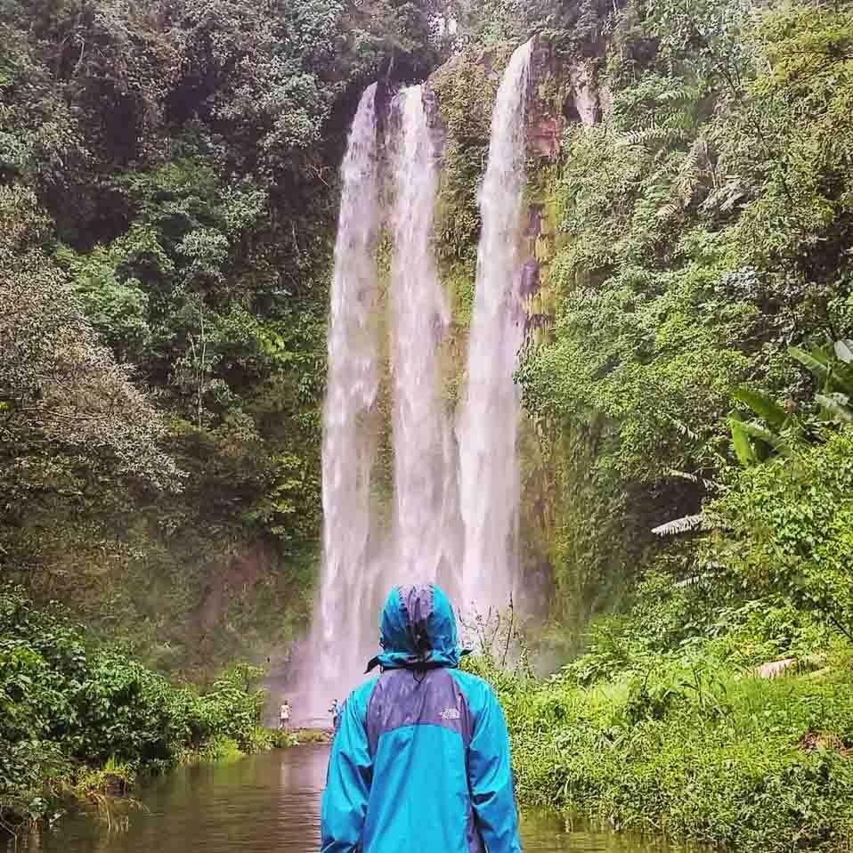 South Sumatra-Embun Waterfall Pagaralam