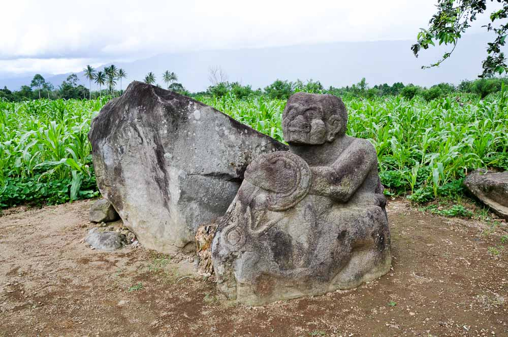 Pagar Alam - South Sumatra- Megaliths