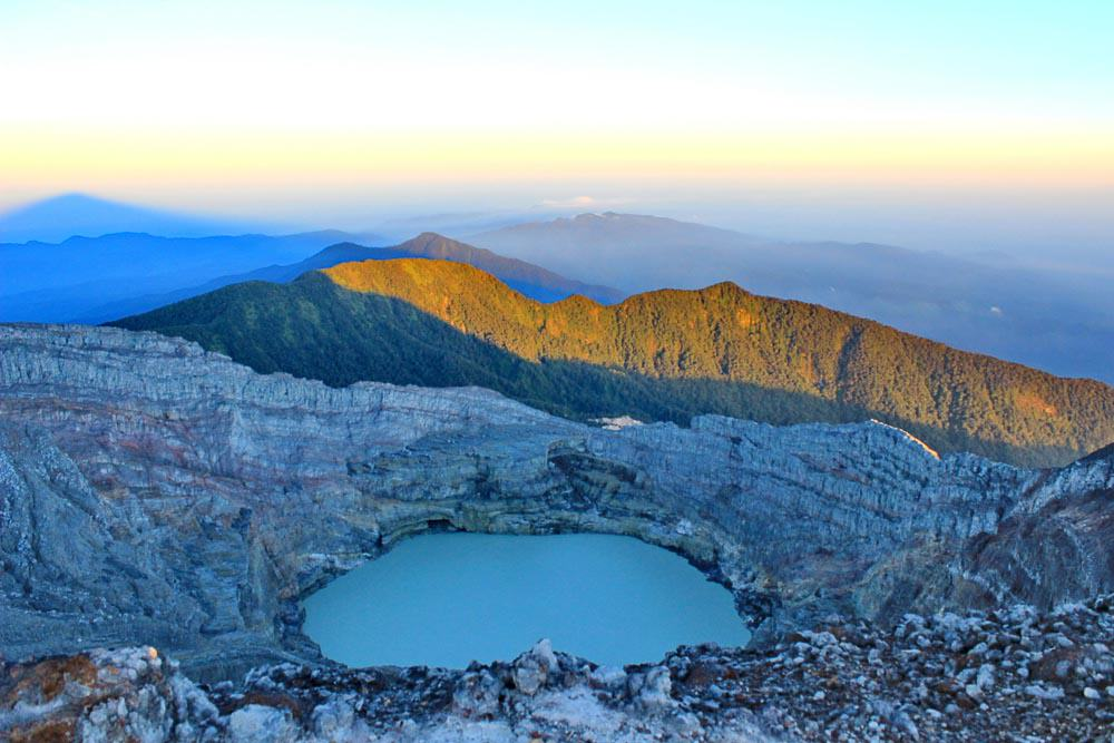 Pagar Alam - South Sumatra- Mount Dempo Lake